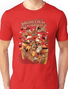 MORTAL GOOMBAS Unisex T-Shirt
