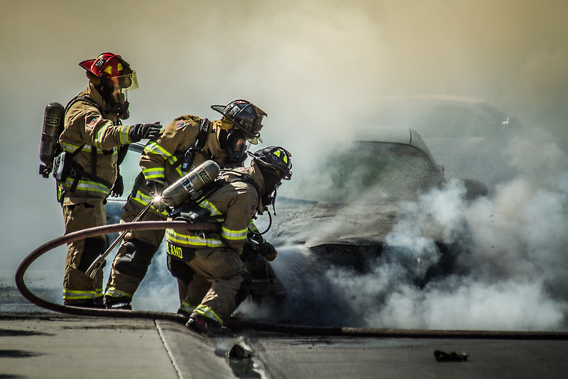 Fire Men by Randy Turnbow