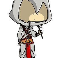 Eizo Auditore - Assassin's Creed by dorianvincenot