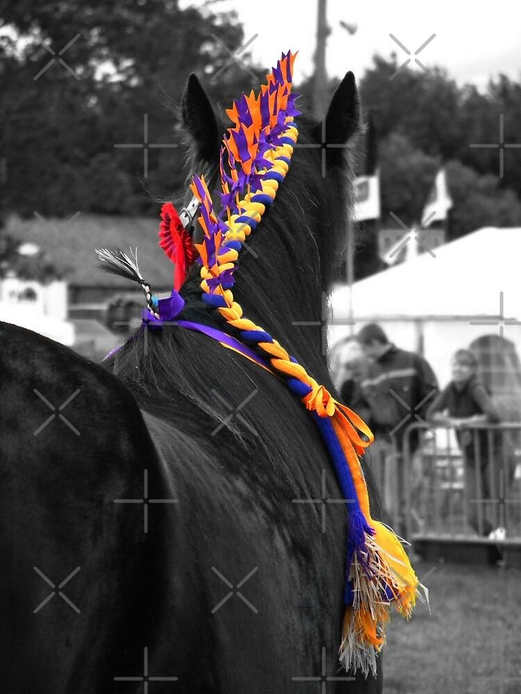 Heavy Horse by Yampimon