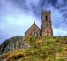 The Church of Our Lady by English Landscape Prints