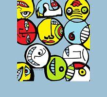 Round Heads Unisex T-Shirt