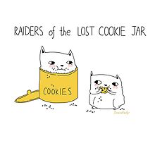 Cookie Raiders by doodleby
