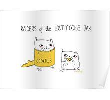 Cookie Raiders Poster