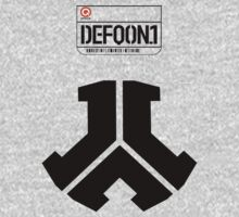 Defqon 1 2003 - Classic Album Cover (No back color) by Kontrabass32