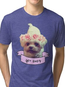 sassy puppy Tri-blend T-Shirt