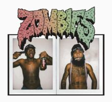 Flatbush Zombies by downandout