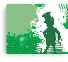 Grundgey Irish Canvas Print