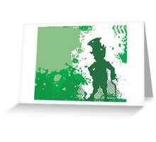 Grundgey Irish Greeting Card