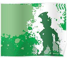 Grundgey Irish Poster