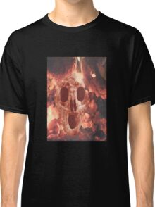 Skull Burning Classic T-Shirt