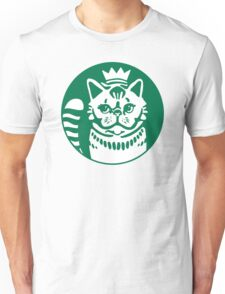 Mr Eggs the Cat Latte Company Unisex T-Shirt