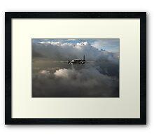 RAF Coastal Command Vickers Warwick ASR Framed Print