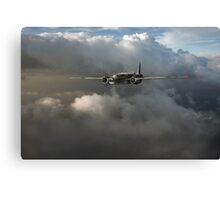 RAF Coastal Command Vickers Warwick ASR Canvas Print