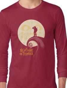 The Nightmare on Termina Long Sleeve T-Shirt