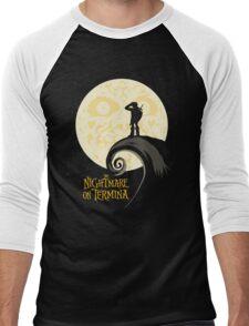 The Nightmare on Termina Men's Baseball ¾ T-Shirt