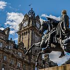 Arthur Wellesley and the Balmoral by Beautiful Edinburgh