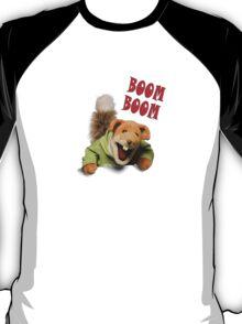 boom boom basil brush T-Shirt