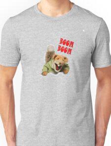 boom boom basil brush Unisex T-Shirt