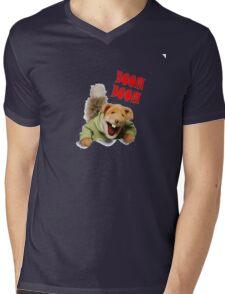 boom boom basil brush Mens V-Neck T-Shirt
