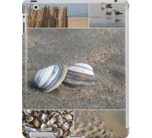 A Day at the Beach © iPad Case/Skin