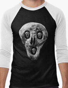 Skulls - Fear Men's Baseball ¾ T-Shirt