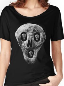 Skulls - Fear Women's Relaxed Fit T-Shirt
