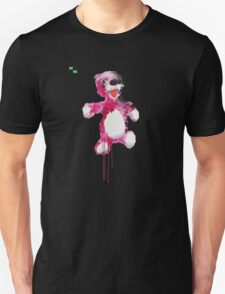 Teddy Bear Breaking Unisex T-Shirt