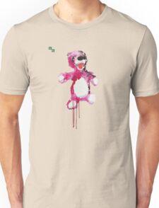 Teddy Bear Breaking Unisex T-Shirt