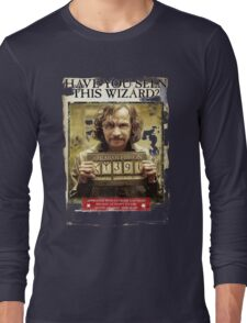 Have You seen This Wizard Long Sleeve T-Shirt