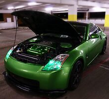 Rev-Illusion Nissan 350Z by Patrick Noble