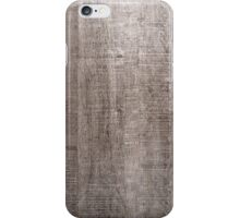 Wood texture background  iPhone Case/Skin