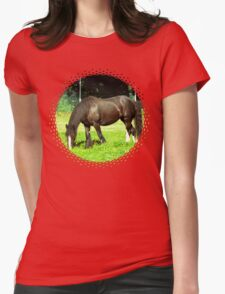 crunchie Womens Fitted T-Shirt