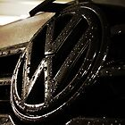 VW Badge by Patrick Noble