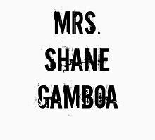 Mrs. Shane Gamboa Unisex T-Shirt