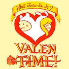 ValenTIME! by jangosnow