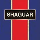Austin Powers - Shaguar by jasebloordesign