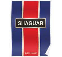 Austin Powers - Shaguar Poster