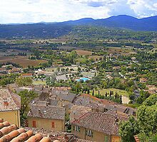The Beauty Of Provence In France by Fara