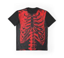 Rib X-ray Graphic T-Shirt