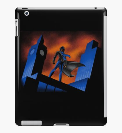 Sherlock Cartoon iPad Case/Skin