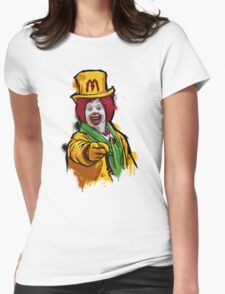UNCLE RONALD Womens Fitted T-Shirt