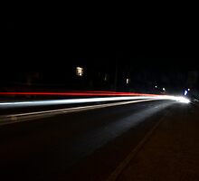 Light Trails by AndyCarter4