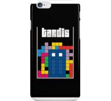 Tardis game iPhone Case/Skin