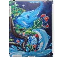Fountain of life iPad Case/Skin