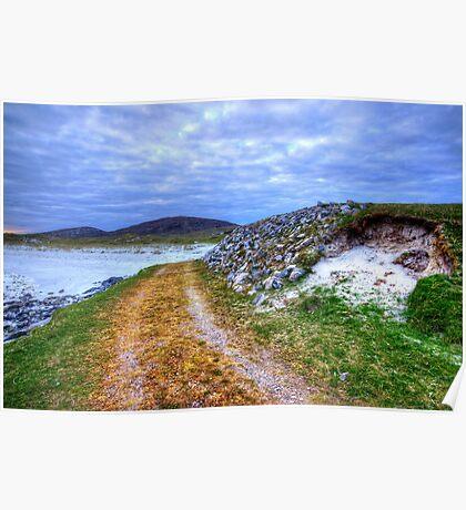 Clachan Sands - Clachan Shannda Poster