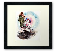 Tricked Out Framed Print