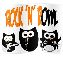 Rock'n'R-OWL Poster