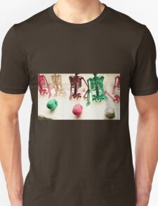 FUNKY SKELETONS!!! Objects Unisex T-Shirt