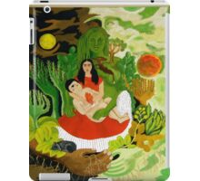 Frida and Diego i-pad case iPad Case/Skin